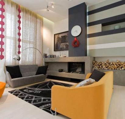 Spassige Wohnzimmer Gestaltung Mit Modernem Flair