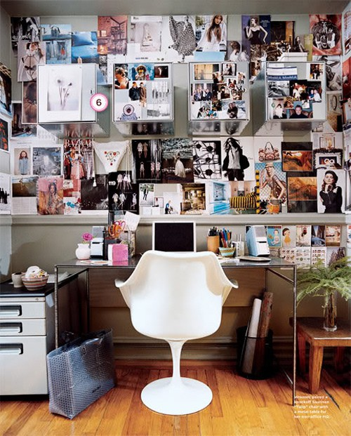 Home Office Design Examples: 55 Coole Inspirationen Zur Wanddekoration Aus Aller Welt