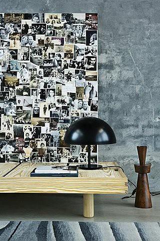 55 coole inspirationen zur wanddekoration aus aller welt - Wohnzimmer pflanze groay ...