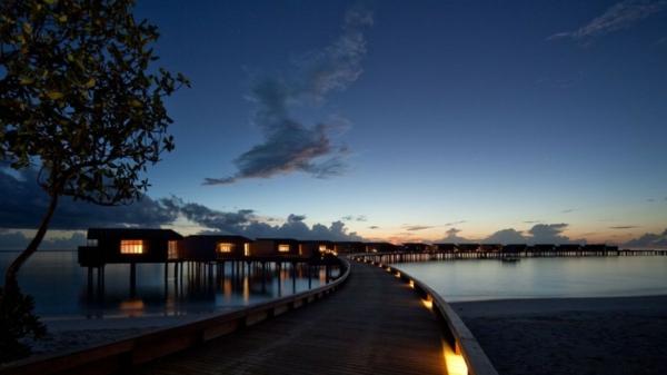 alila villas hadahaa resort haus aqua villen