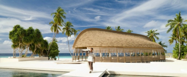 alila villas hadahaa resort haus ozean natur