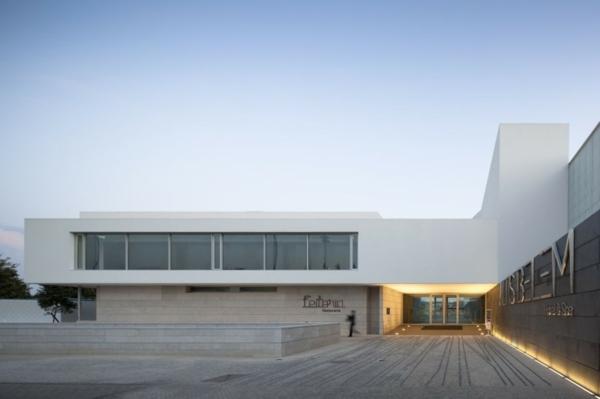 Altis Belém Hotel risco architekten minimalistisch