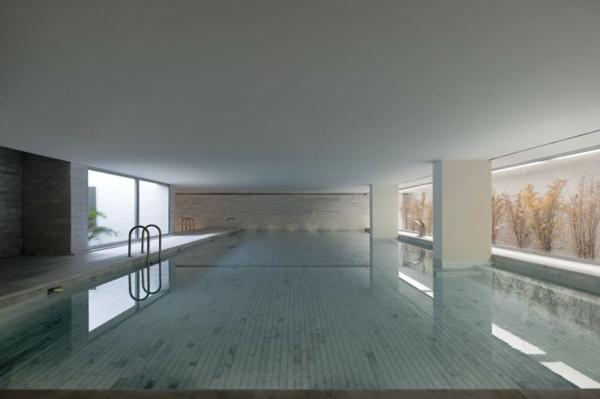 Altis Belém Hotel risco architekten poolhalle
