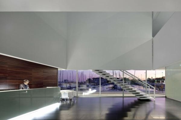 Altis Belém Hotel risco architekten rezeption