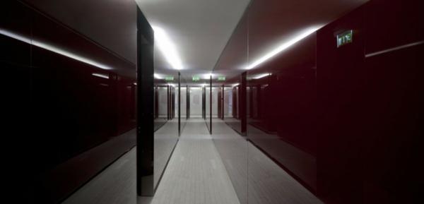 Bom Sucesso Hotel risco indirekte beleuchtung flur glanzvoll wände