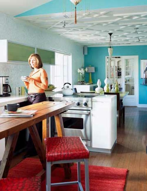 altmodische küchen eklektisch stil