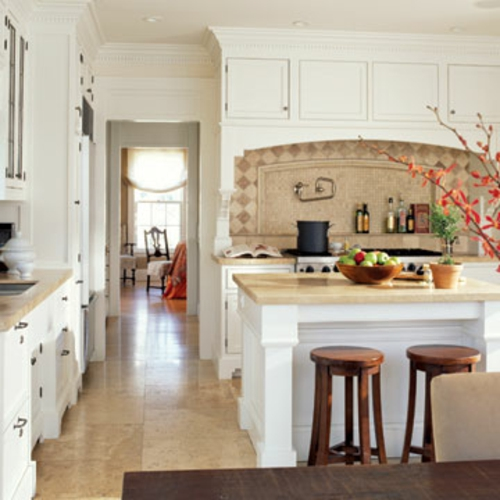 altmodische küchen essbereich kochbereich