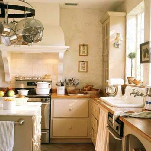 altmodische küchen klassische motive elemente