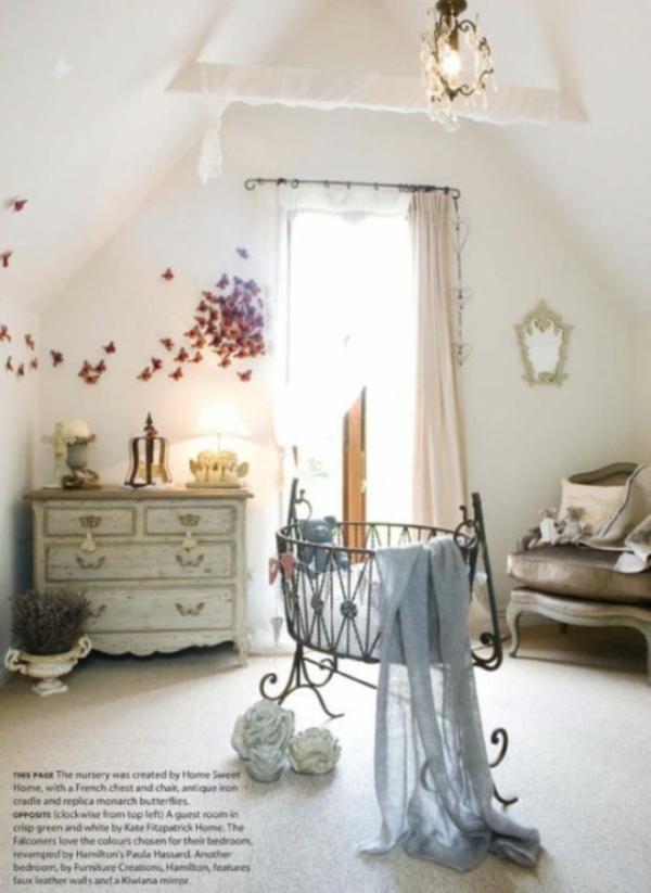 Luxuriöse Babyzimmer – 11 märchenhafte Designs