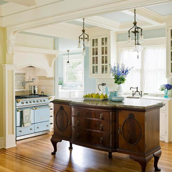 beliebte kücheninsel designs altmodisch originell einzigartig holz