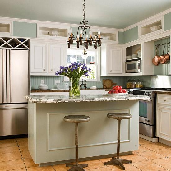 beliebte kücheninsel designs küchenarbeitsplatte