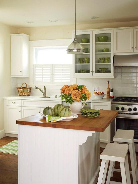 Kücheninsel landhausstil  Beliebte Kücheninsel Designs - Renovieren Sie Ihren Küchenbereich