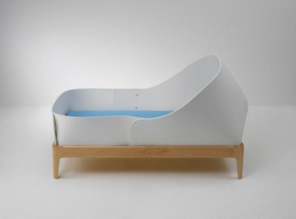 Au ergew hnliches kinderbett inspiriert von den koreanischen schuhen - Bett minimalistisch ...