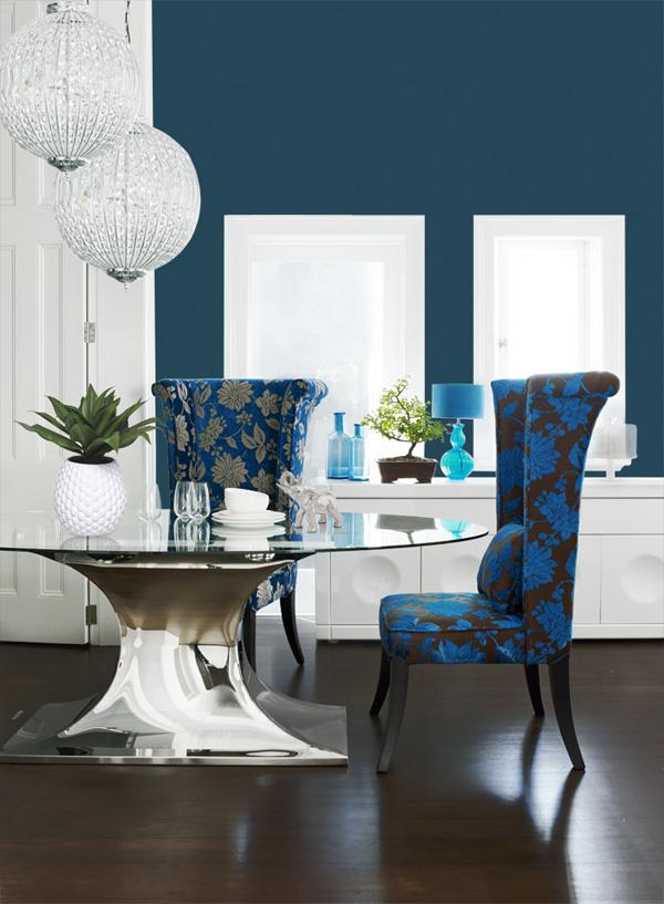 Farbiges interior inspiration aus der natur for Farben einrichtung