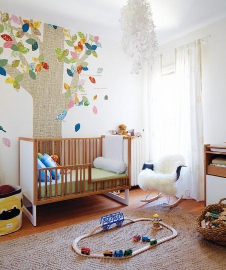 15 coole kleinkinderzimmer ideen f r jungs. Black Bedroom Furniture Sets. Home Design Ideas