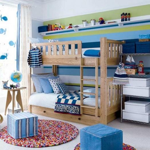 Kinderzimmer ideen jungs  15 coole Kleinkinderzimmer-Ideen für Jungs