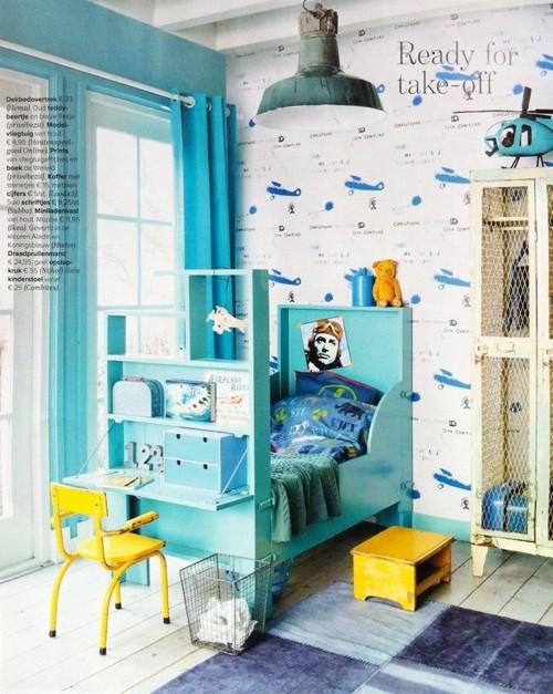 15 coole kleinkinderzimmer-ideen für jungs - Designs Ideen Jungen Kinderzimmer