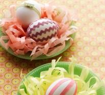 25 kreative und leichte Deko Ideen mit Ostereiern