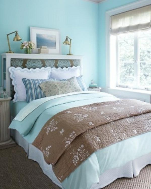 schlafzimmer blau braun ~ beste ideen für moderne innenarchitektur, Schlafzimmer