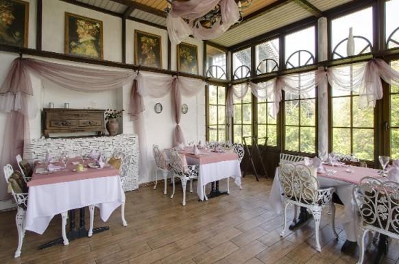 interieur designs im restaurant renaissance stil