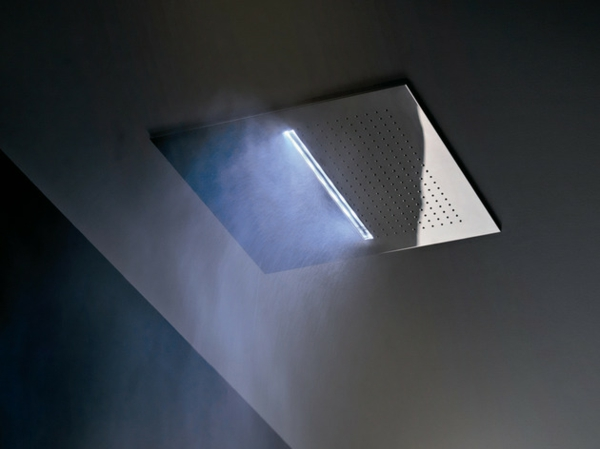 designer dusche fantini rubinetti regen erlebnis kopfbrause