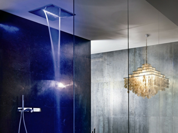 designer dusche im bad gro artiges erlebnis. Black Bedroom Furniture Sets. Home Design Ideas