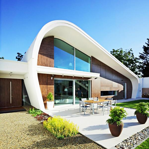 Das designer haus 04 von helena alfirevic arbutina in for Haus architektur