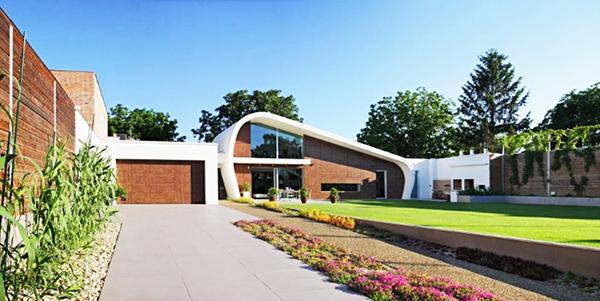 designer haus 04 projekt architektur garten hof