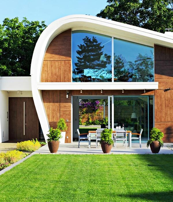 Das Designer Haus 04 von Helena Alfirevic Arbutina in Kroaten gelegen