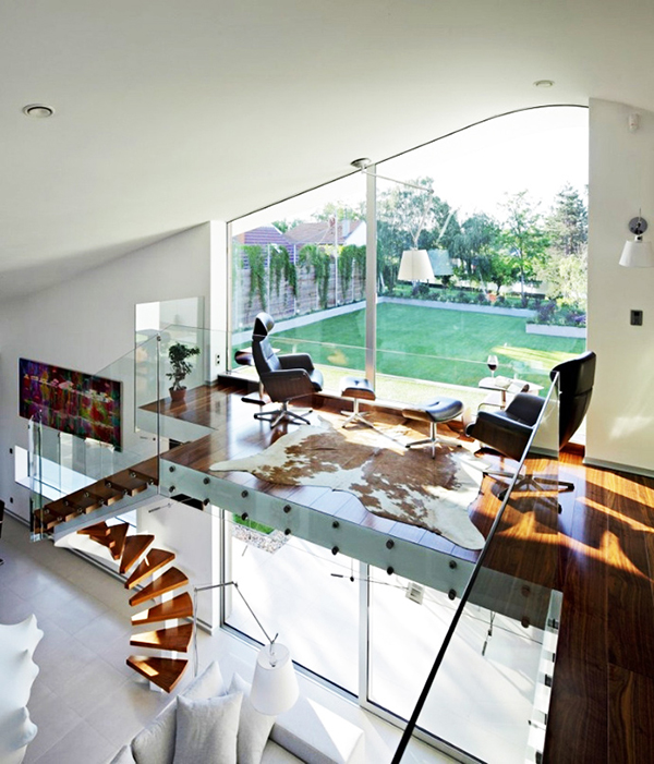designer haus 04 projekt architektur holz bodenbelag glaswand