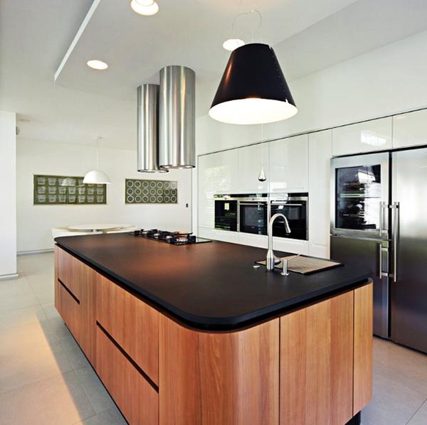 designer haus 04 projekt architektur küchenarbeitsplatte