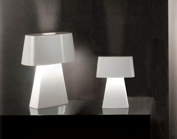 designer lampen aus technopolymer vom bag kollektion. Black Bedroom Furniture Sets. Home Design Ideas