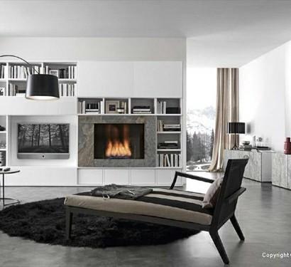 Designer Regale von Presotto Italia - moderne Wohnzimmer ...