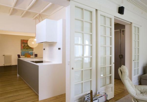 designer wohnung mitten in der hauptstadt spaniens. Black Bedroom Furniture Sets. Home Design Ideas