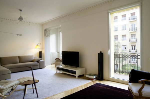 designer wohnung ortega y gasset haus wohnzimmer sofa