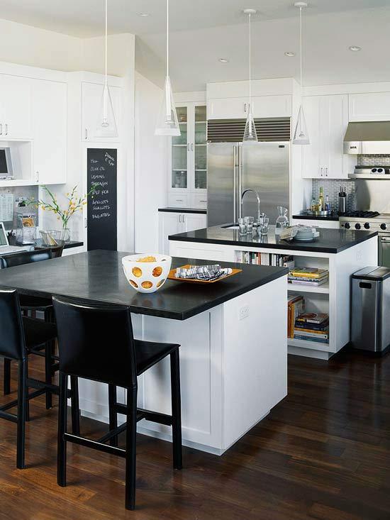 doppelte kücheninsel designs positionen