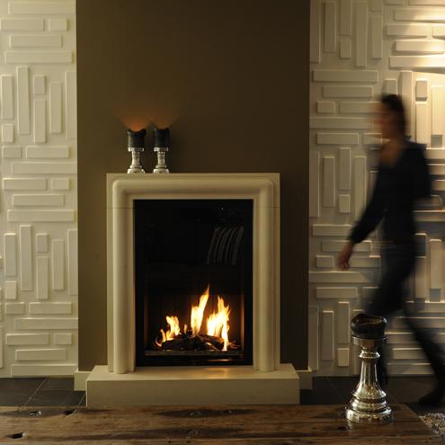 3d wandverkleidung die neue dimension bei der raumausstattung. Black Bedroom Furniture Sets. Home Design Ideas