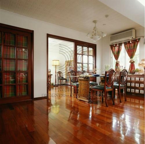 Orientalische Esszimmer Interieurs - Eirichtungsideen aus Taiwan