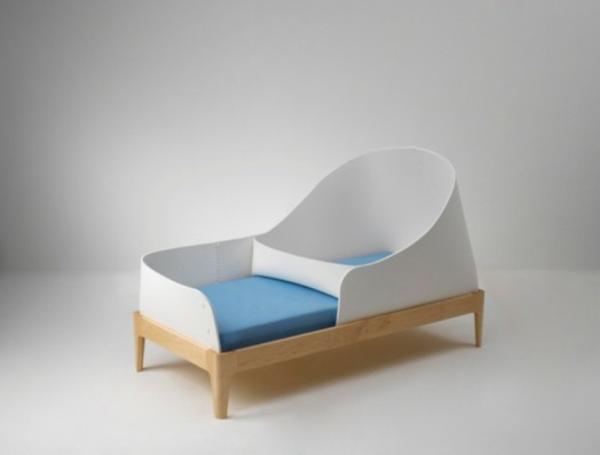 Kinderbett design  Außergewöhnliches Kinderbett - inspiriert von den koreanischen Schuhen