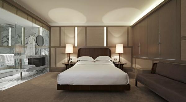 Stilvolle hotel einrichtung im herzen von istanbul for Bedroom bad design