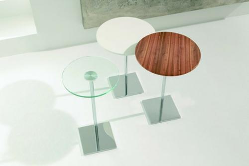 elegant küchen ausstattung kaffeetische holz glas akryl