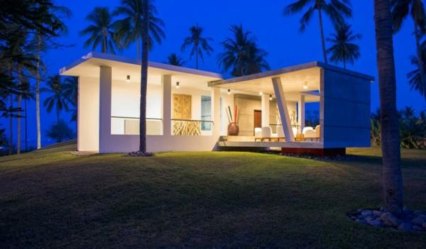 elegant modern gartenhaus