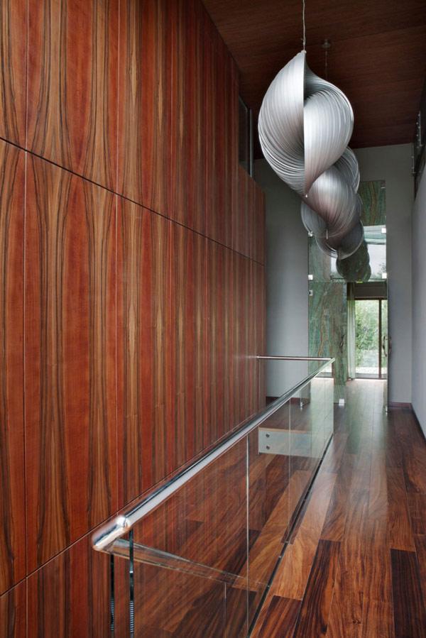 elegantes design persönlichkeit idee design holz wand boden