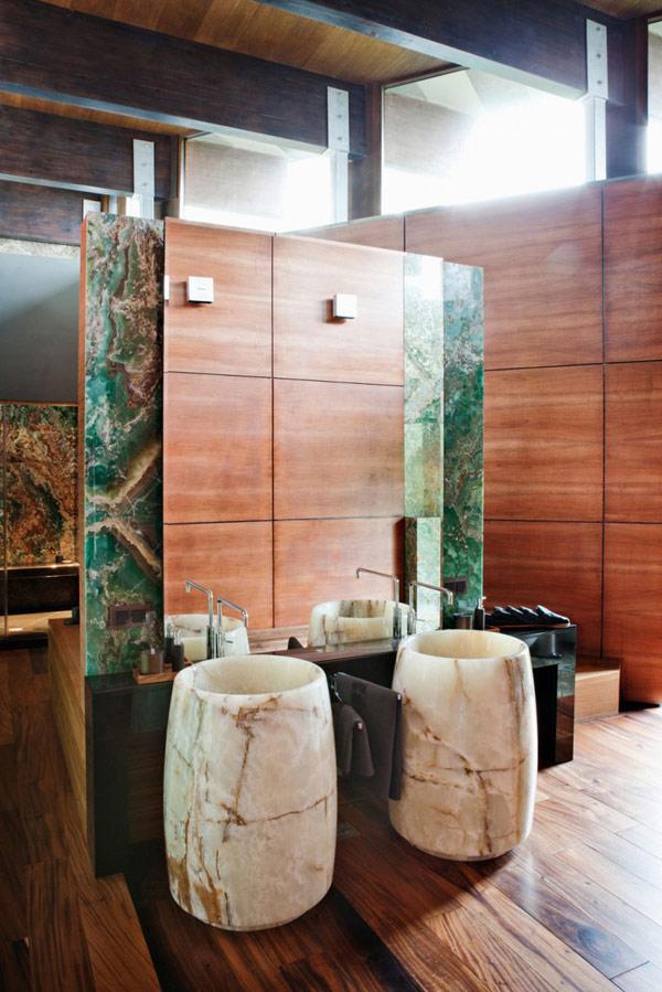 elegantes design persönlichkeit idee design waschbecken stil