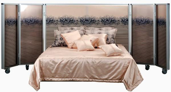 elegantes interieur design idee gualtier schlafzimmer seide
