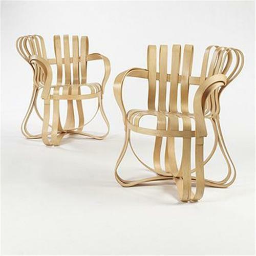 entspannung fauteuil modern ds frank gehry knoll international