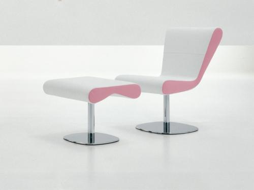 entspannung fauteuil modern kandor bonaldo
