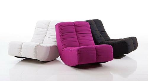 Sessel modern  56 Designer Relax Sessel – Ideen für moderne Wohnzimmermöbel
