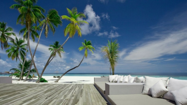 erholung sitzecke strand