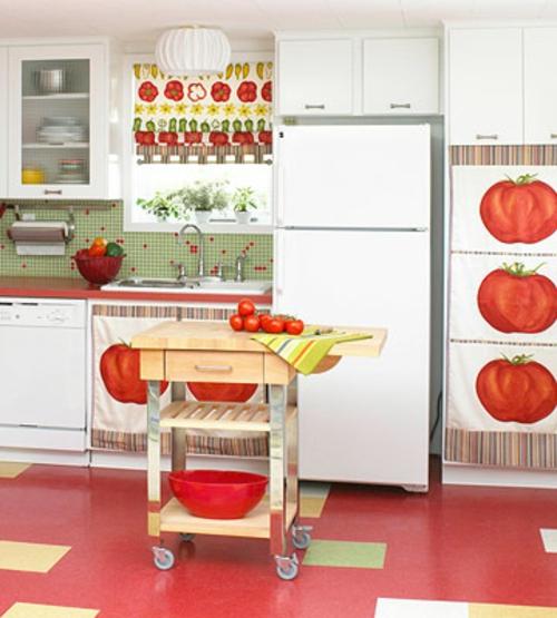 erneuerung der küche garten frische